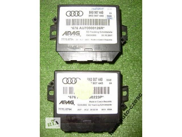 купить бу Б/у Электрооборудование кузова Парктроник/блок управления Легковой Audi Q7 в Киеве