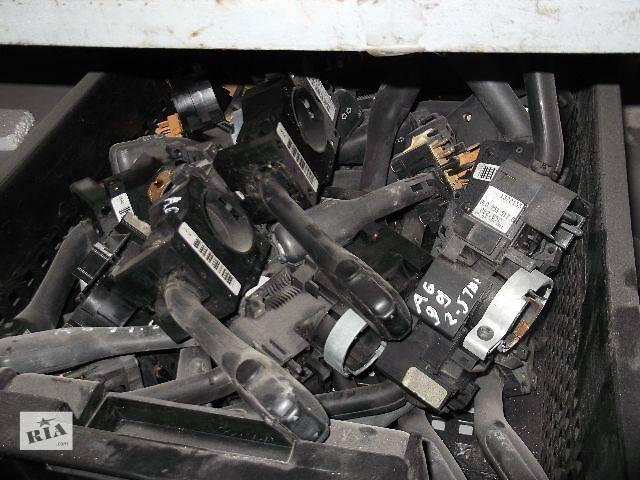 продам Б/у Электрооборудование кузова Подрулевой переключатель Легковой Audi A6 бу в Львове