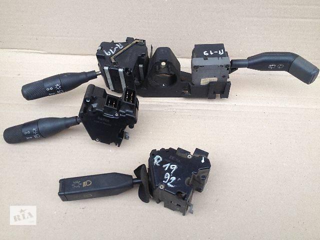 продам б/у Электрооборудование кузова Подрулевой переключатель Легковой Renault 19 бу в Луцке