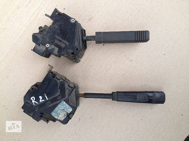 бу б/у Электрооборудование кузова Подрулевой переключатель Легковой Renault 21 в Луцке