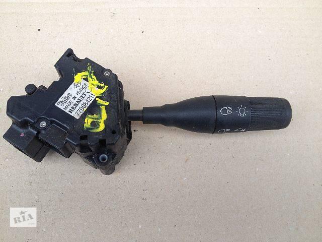 купить бу б/у Электрооборудование кузова Подрулевой переключатель Легковой Renault Clio в Луцке