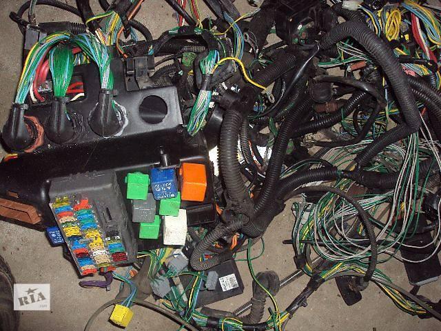 б/у Электрооборудование кузова Проводка электрическая Легковой Citroen Berlingo Пассажирский Минивен 2001- объявление о продаже  в Львове