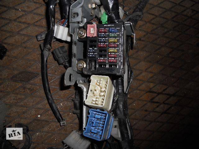 купить бу б/у Электрооборудование кузова Проводка электрическая Легковой Mazda 323F 1997 в Львове