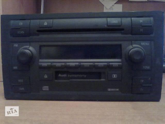 продам б/у Электрооборудование кузова Радио и аудиооборудование/динамики Легковой Audi бу в Мостиске