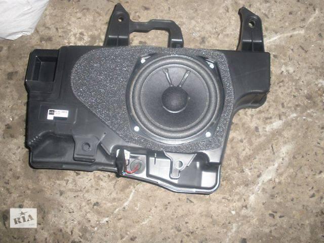 бу б/у Электрооборудование кузова Радио и аудиооборудование/динамики Легковой Lexus GX 2008 в Луцке