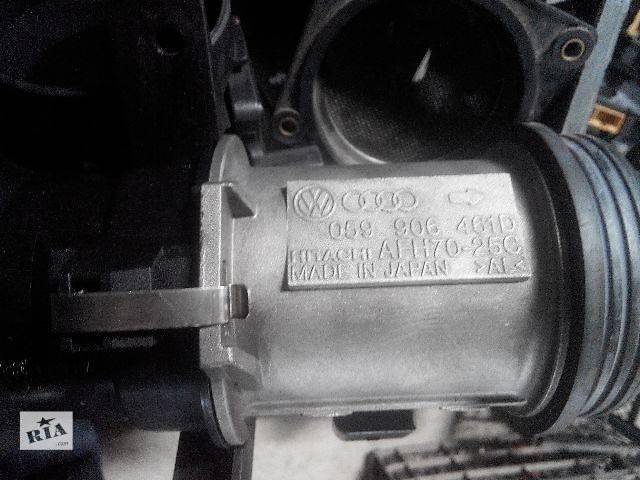 купить бу б/у Электрооборудование кузова Расходомер воздуха 059906461D Audi A6 C5 2.5TDi Легковой Audi A6 2000 в Львове