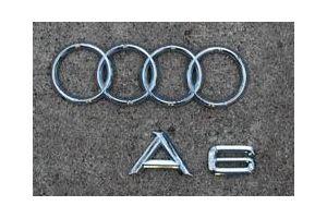 б/у Эмблемы Audi A6
