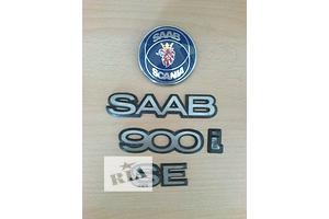 б/у Эмблема Saab 900