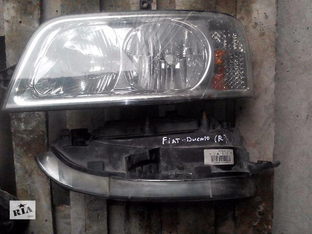 купить бу Б/у фара для легкового авто Fiat Ducato 2006 в Ивано-Франковске