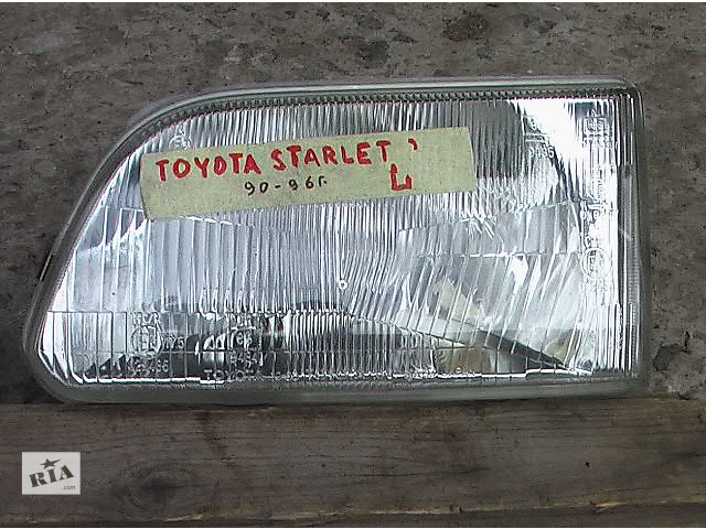 бу Б/у фара для легкового авто Toyota Starlet в Сумах