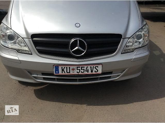 Б/у фара  Mercedes Vito 639 Viano 2004-14- объявление о продаже  в Луцке