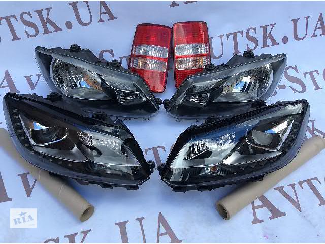 Б/у фара  Volkswagen Caddy 2010-14- объявление о продаже  в Луцке