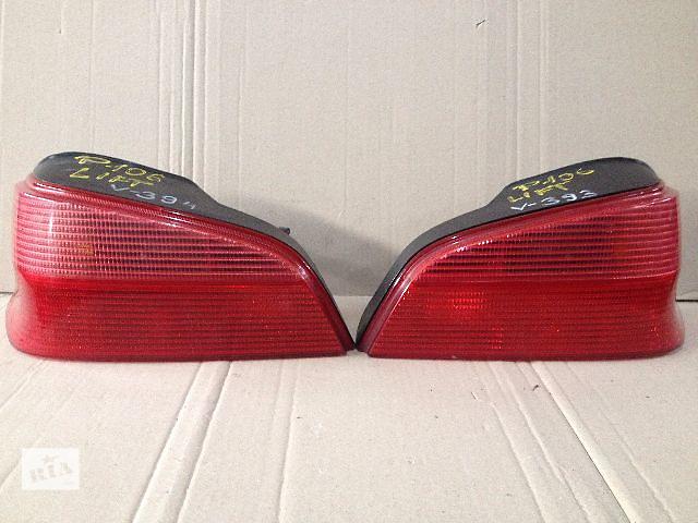 купить бу Б/у фонарь стоп для легкового авто Peugeot 106 за пару 600 грн в Луцке