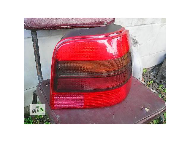 Б/у фонарь задний для хэтчбека Volkswagen Golf IV 2002- объявление о продаже  в Жидачове
