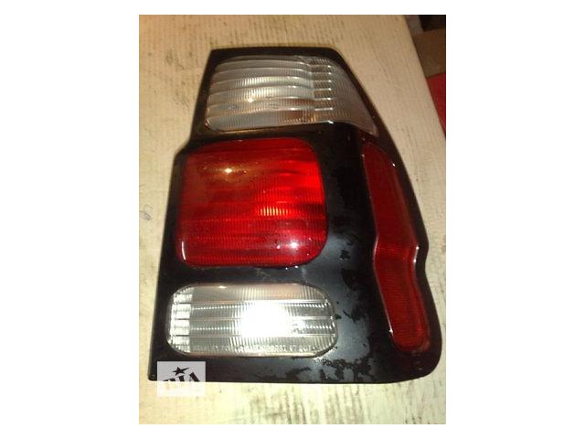 продам Фонари (компл.), задние к Mitsubishi Pajero Sport 1999-2008 г бу в Киеве