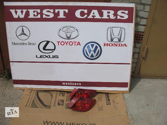 продам Б/у фонарь задний для легкового авто Mazda 3 Hatchback 2006 бу в Луцке