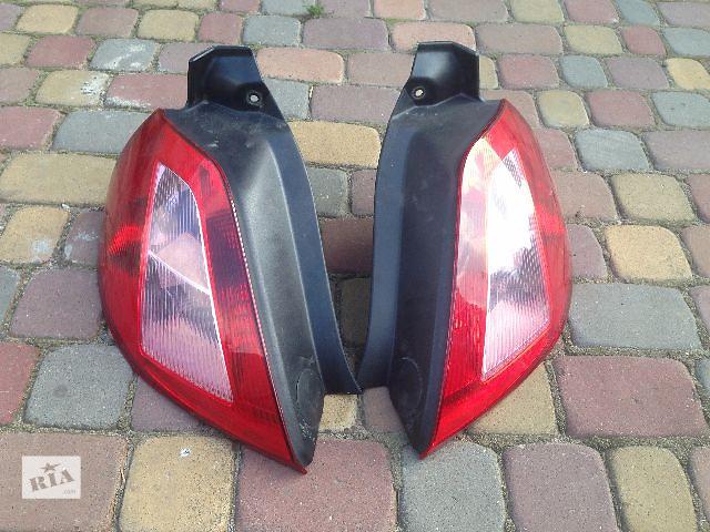бу Б/у фонарь задний для легкового авто Renault Megane II в Луцке