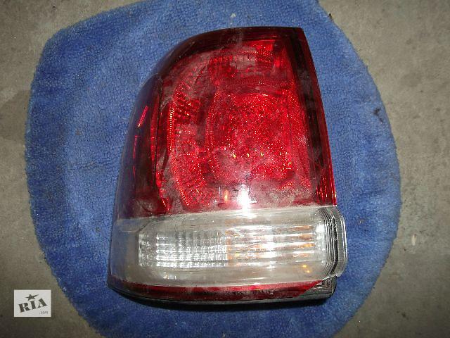продам Б/у фонарь задний для легкового авто Toyota Land Cruiser 200 2008 бу в Днепре (Днепропетровск)