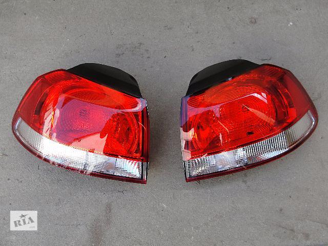 бу Б/у фонарь задний для легкового авто Volkswagen Golf VI ДЕШЕВО В НАЛИЧИИ!!! в Львове