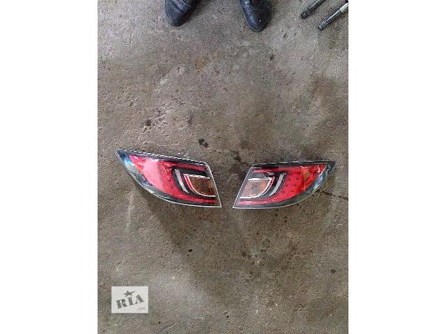 купить бу Б/у фонарь задний для седана Mazda 6 2007-2016 р в Олевске
