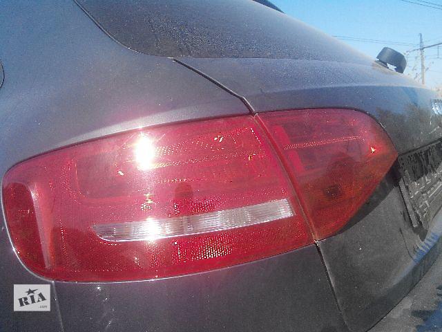 Б/у фонарь задний для универсала Audi A4 Avant 2010- объявление о продаже  в Львове