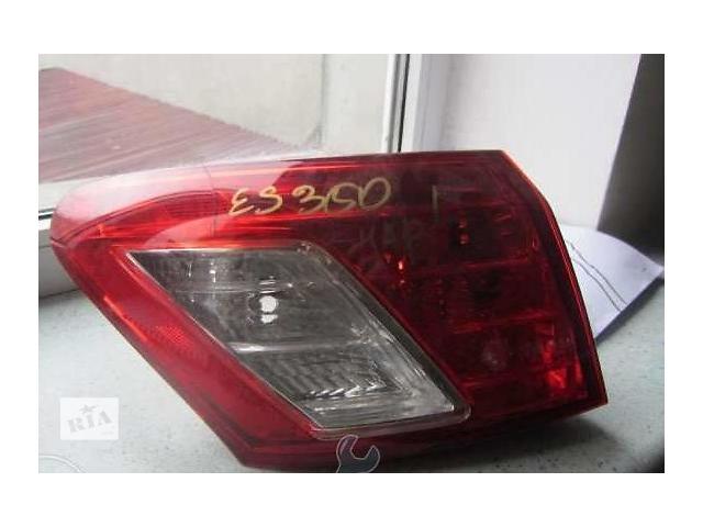 бу Б/у фонарь задний левый на Lexus ES350 в Киеве