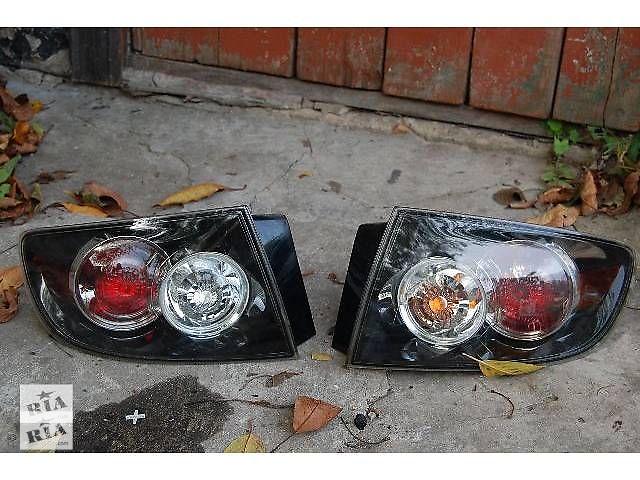 Б/у фонари задние на Mazda 3 Hatchback 2007 года- объявление о продаже  в Киеве