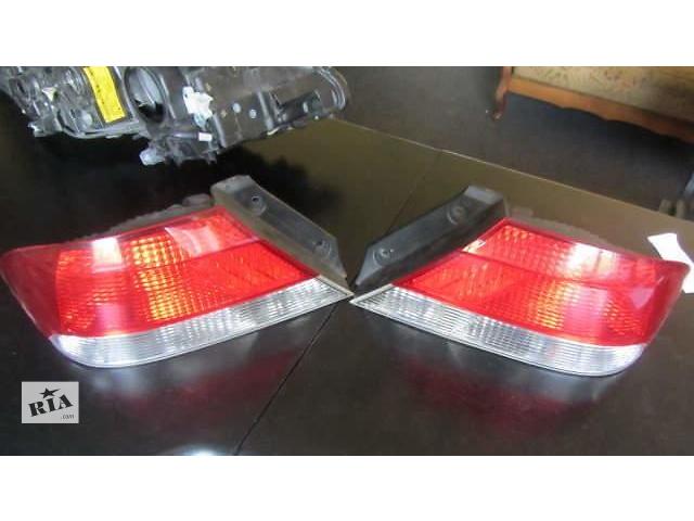 продам Б/у фонари задние на Mitsubishi Lancer Evolution бу в Киеве
