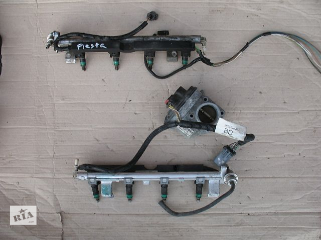 продам Б/у форсунка для легкового авто Ford Fiesta 2006 бу в Луцке