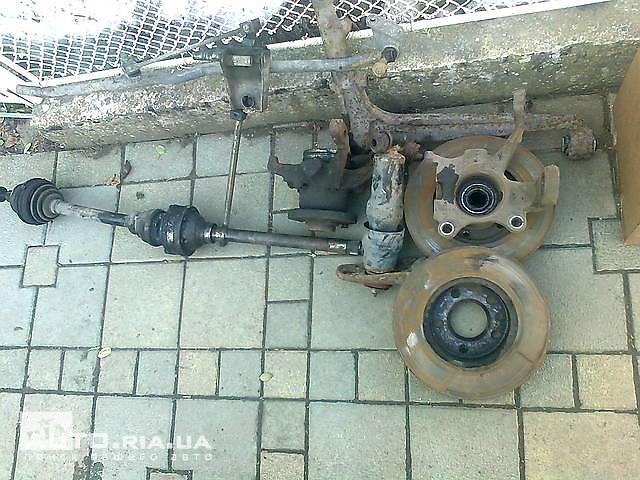 бу б/у Гальмівна система Гальмівний диск Гальмівний диск Volkswagen T4 (Transporter) груз в Ужгороде