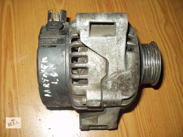 продам Б/у Генератор Citroen Berlingo , кат № 0123310010 ,  Bosch / Germani / 14 V -80 A /гарантія , доставка . бу в Тернополе