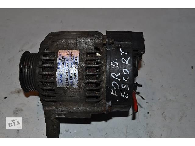 продам Б/у генератор/щетки для легкового авто Ford Escort 1.8d бу в Ковеле