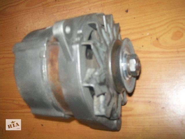 бу б/у Генератор Renault 14 ,производитель Bosch / Made in Spain (14 V, 55 A) кат № 0120489193 (194), рабочее состояние, гарантия . в Тернополе