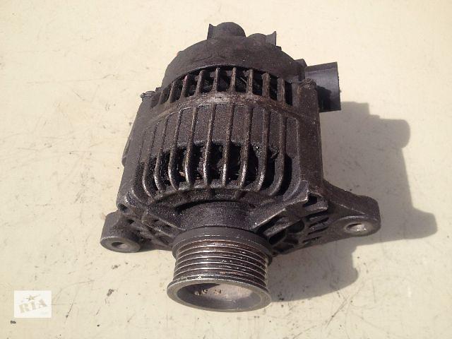 купить бу Б/у генератор/щетки для легкового авто Fiat Bravo 1.8 (63321419) в Луцке