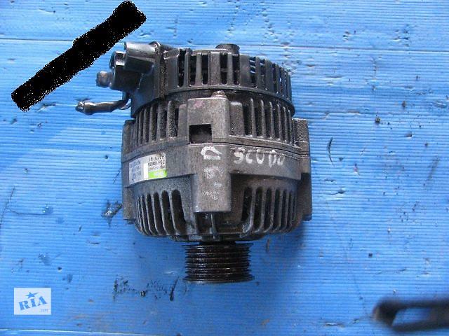 продам Б/у генератор/щетки для легкового авто Fiat Scudo 2001 бу в Тернополе