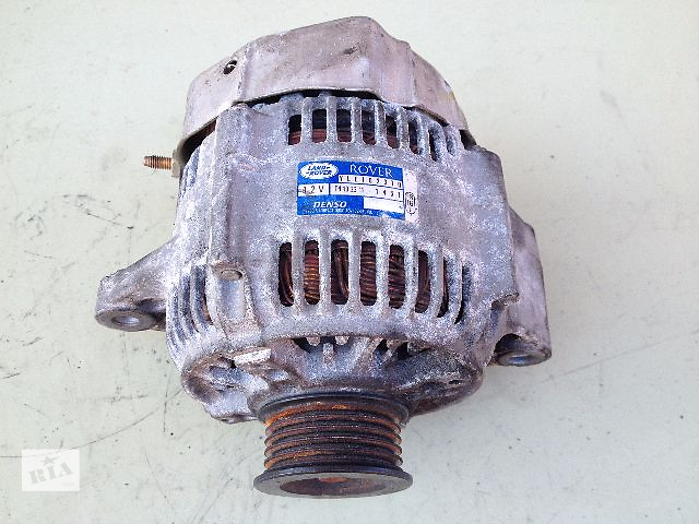 купить бу Б/у генератор/щетки для легкового авто Land Rover Freelander 1.8 (YLE 102 370) в Луцке