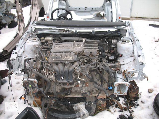 бу Б/у генератор/щетки для легкового авто Mazda 3 Hatchback 2006 в Луцке