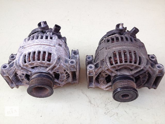 бу Б/у генератор/щетки для легкового авто Opel Vectra B 2.0-2.2 benz 120A в Луцке