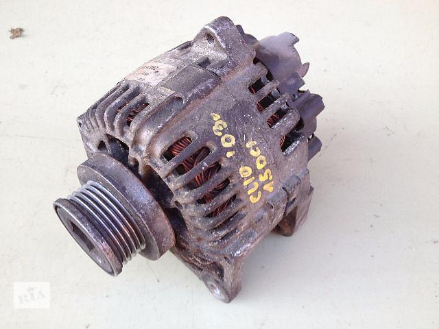 продам Б/у генератор/щетки для легкового авто Renault Grand Scenic 1.5 dci бу в Луцке