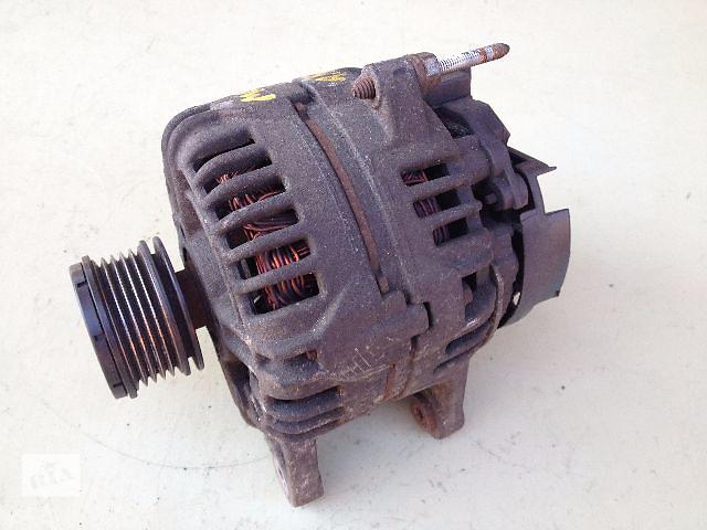купить бу Б/у генератор/щетки для легкового авто Renault Kangoo 1.5 dci в Луцке