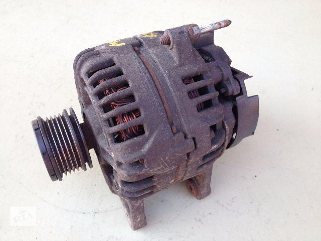 продам Б/у генератор/щетки для легкового авто Renault Megane II 120A 1.5dci  бу в Луцке