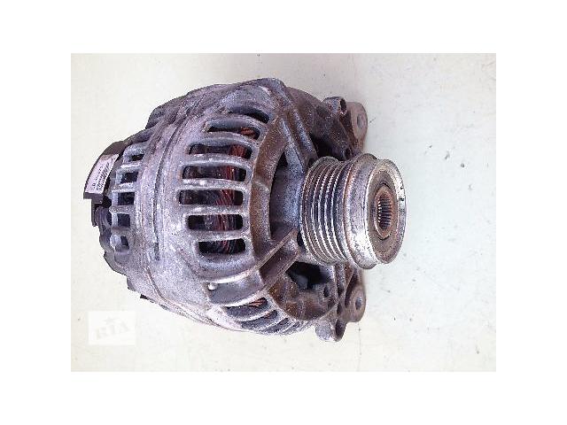купить бу Б/у генератор/щетки для легкового авто Skoda SuperB 120A 2001-2008 (028903031) в Луцке