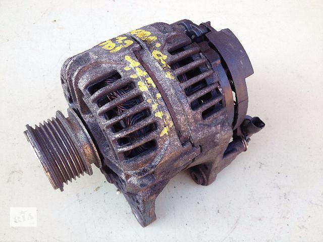 Б/у генератор/щетки для легкового авто Volkswagen Caddy 1.9 tdi/sdi (0124325001)- объявление о продаже  в Луцке