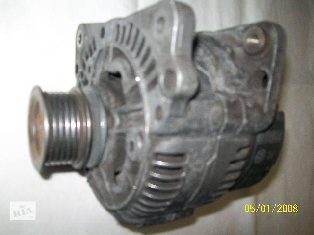 бу б/у Генератор Volkswagen T 4 (1/9 TDI) кат № 028903025H Bosch (0123310001) 70 A , хорошее состояние , гарантия, доставка в Тернополе