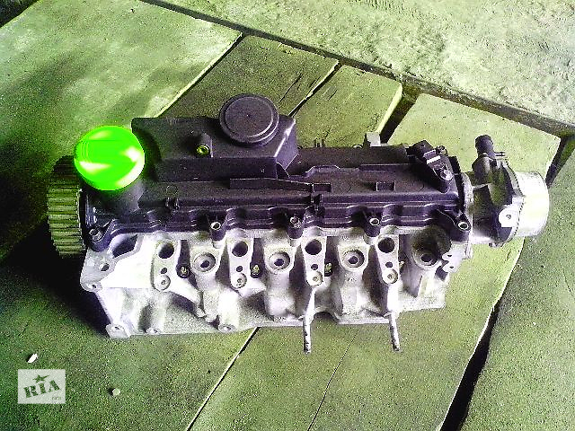купить бу Б/у головка блока для легкового авто Renault Kangoo 1.5dci (simens) в Ковеле