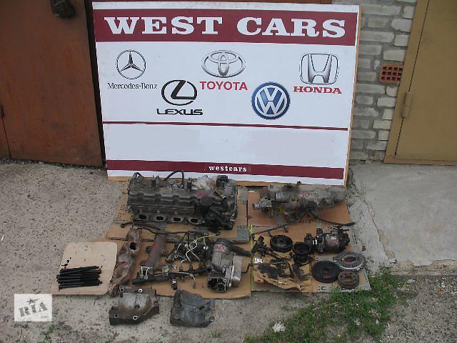 продам Б/у головка блока для легкового авто SsangYong Rexton II бу в Луцке