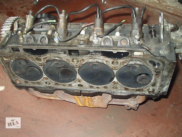 продам Б/у Головка блока Renault 1,9 D на запчасти ,  доставка по всей Украине . бу в Тернополе