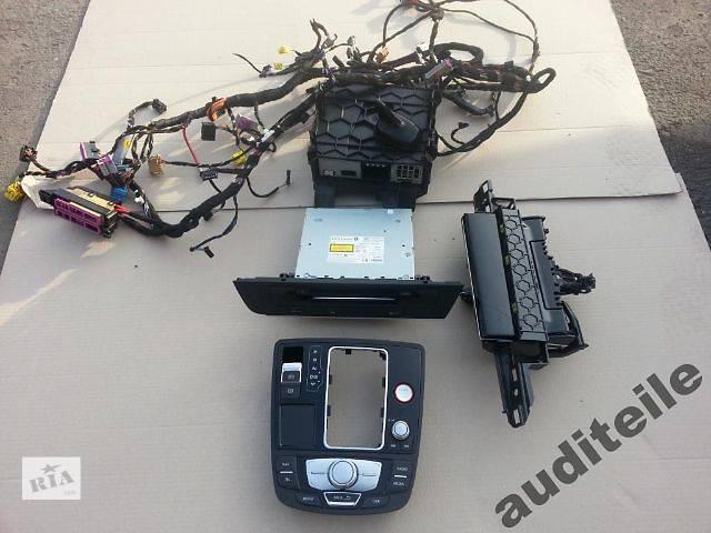 продам Б/у GPS навигатор Audi A6 RS6 A7 RS7 бу в Киеве