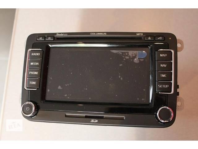 купить бу Б/у GPS навигатор  Skoda Octavia в Киеве