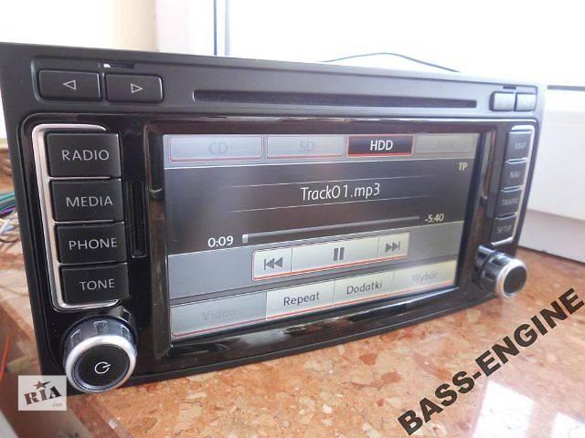 продам Б/у GPS навигатор VW RNS 510 бу в Киеве